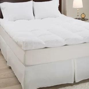 macy 4 feathers mattress topper