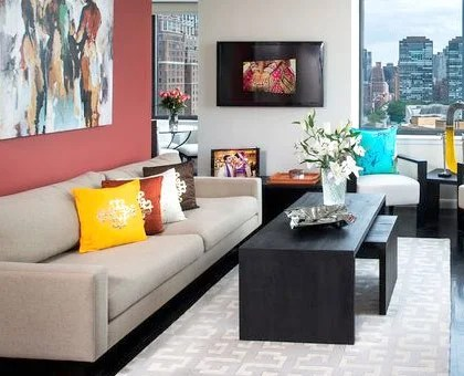 small living room storage sofa for singapore 17 tips organizing in spaces wayfair