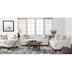 White Furniture Set Living Room How To Organize Wayfair Meade Configurable
