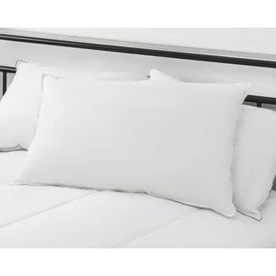 tucker plume medium down and feathers body pillow