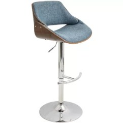 Bar Stool Chair Grey Bedroom Furniture Hanging Modern Chrome Counter Stools Allmodern Quickview
