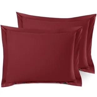 pillow shams euro shams on sale wayfair