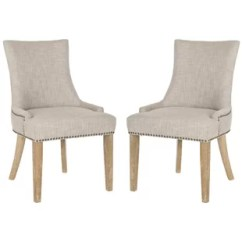 Safavieh Dining Chairs Adirondack Maine You Ll Love Wayfair Lester Side Chair Set Of 2 By