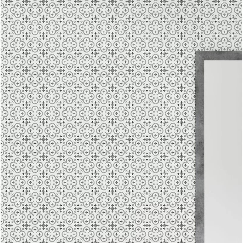 clouse flower moroccan paintable peel and stick wallpaper tile