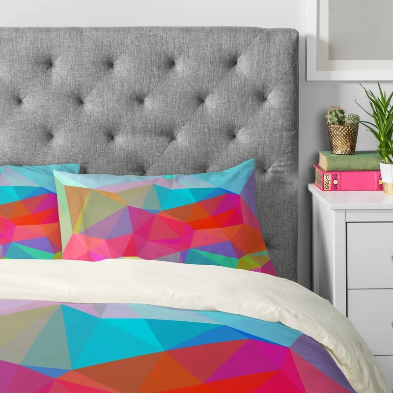 Cornwell Crystal Crush Pillowcase Size: King