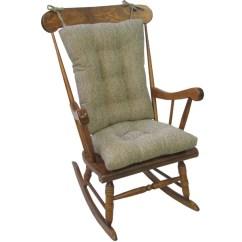 Indoor Rocking Chair Canvas Director Covers Australia August Grove Cushion Reviews Wayfair