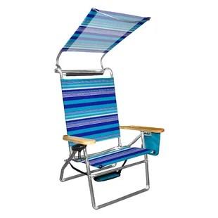 chair with canopy clear acrylic swivel beach lawn chairs you ll love wayfair kaylen folding