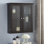 Winston Porter Cosby 22 25 W X 25 H X 8 D Wall Mounted Bathroom Cabinet Reviews