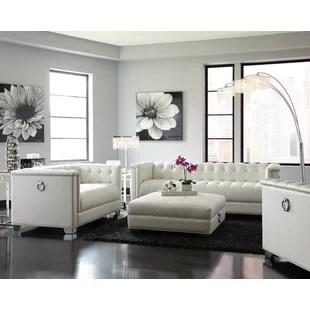 modern living room sets small with wood stove ideas you ll love wayfair surakarta configurable set