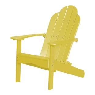 yellow adirondack chairs plastic leather egg chair replica joss main quickview