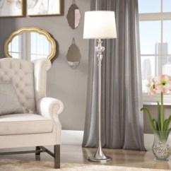Lamp Living Room Red Leather Furniture Floor Lamps You Ll Love Wayfair Ca Shortt 61 5 Standard
