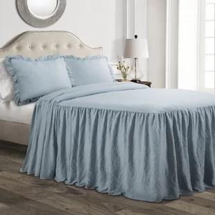 blue quilts coverlets sets
