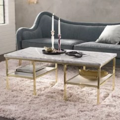 Marble Living Room Table Sets Images Small Design Granite Top Coffee Tables You Ll Love Wayfair Cantu