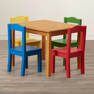 toddler chair and table for eating eero saarinen womb kids chairs you ll love wayfair quickview