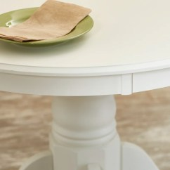 Pedestal Kitchen Table Small Rugs Loon Peak Parkerton Dining Reviews Wayfair