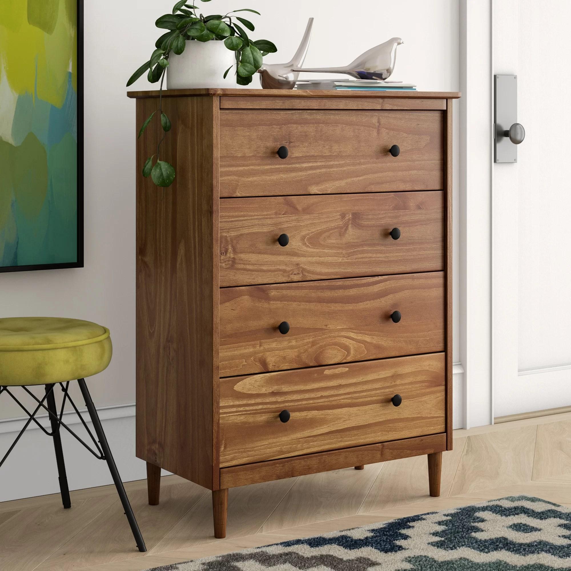 avenger 5 drawer standard dresser chest