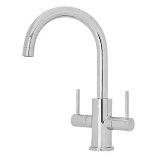 kitchen taps used kitchens for sale mixer you ll love wayfair co uk tap twin lever monobloc