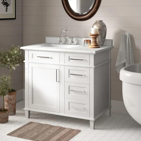 36 x 18 bathroom vanity