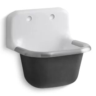 cast iron wall mount utility sinks you
