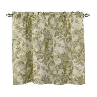 kitchen drapes mat sets curtains valances you ll love wayfair spring bling curtain set of 2