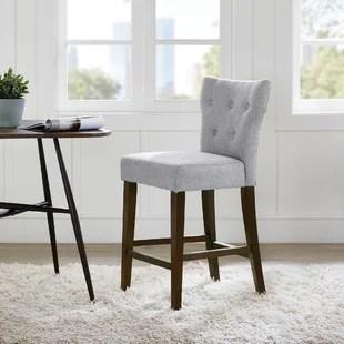 kitchen stools with backs sears remodel farmhouse bar birch lane celeste 26 stool