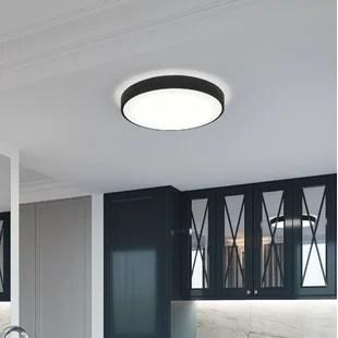 parkchester 1 light led flush mount