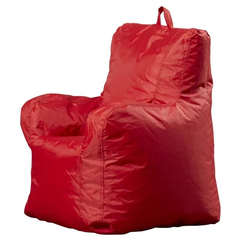 childrens bean bag chairs target beach sale big joe cuddle children s lounger reviews allmodern