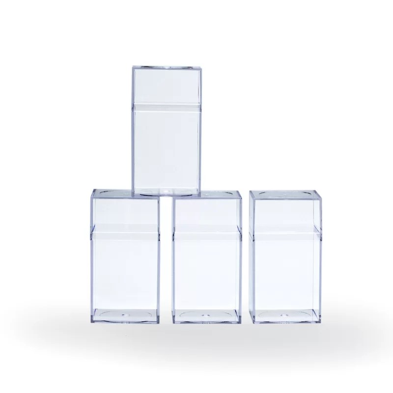 M Series Food Storage Container Color: Crystal