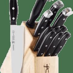 Kitchen Knives Sets Cabinet Handles Black Cutlery