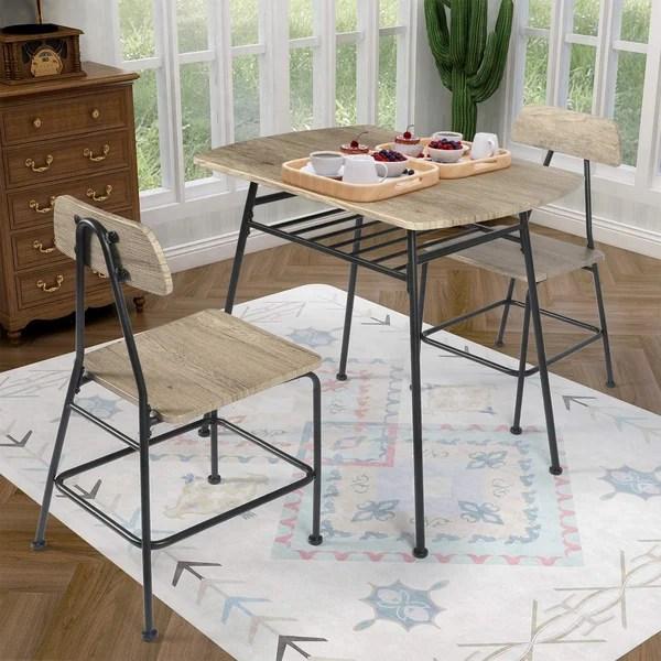tile top kitchen table set