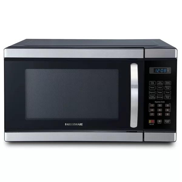 stainless steel microwave hamilton