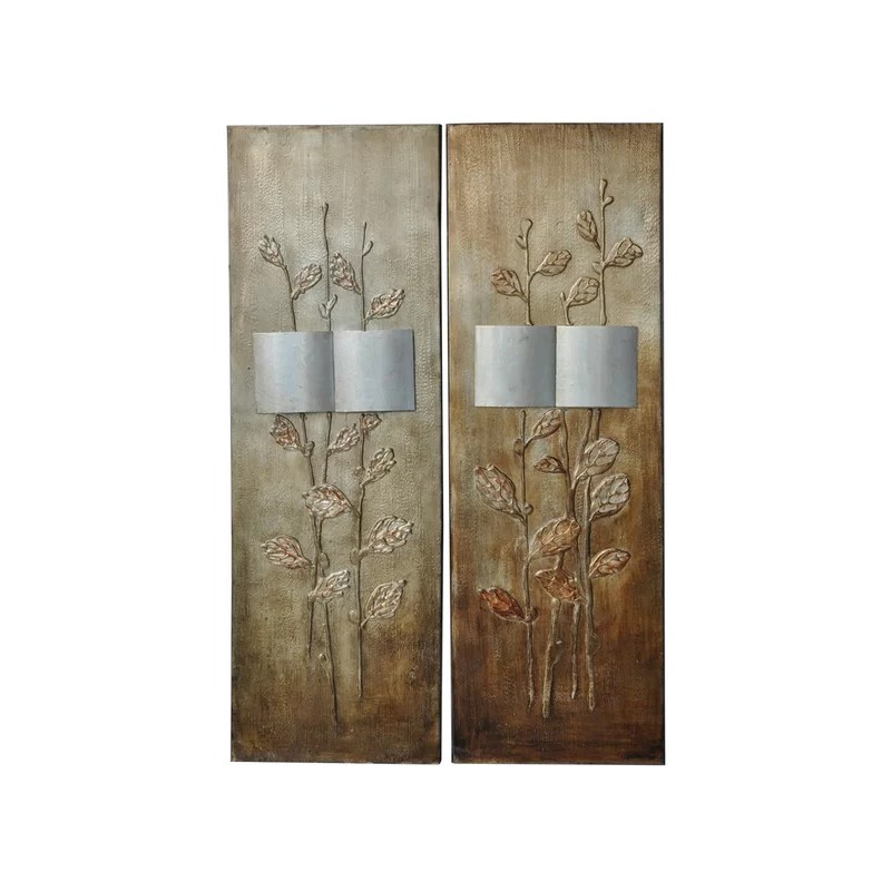 Staver I and II Graphic Art on Canvas Set