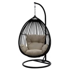Teardrop Swing Chair Modway Office Hammocks Chairs Joss Main Audra With Stand