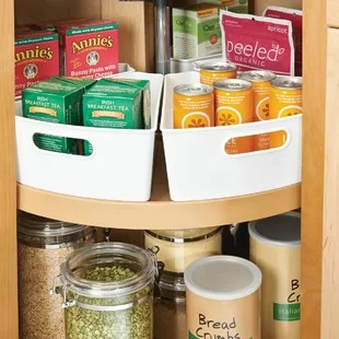 kitchen pantry storage hand soap joss main lazy susan bin