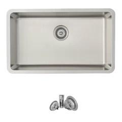 24 inch drop in kitchen sink wayfair