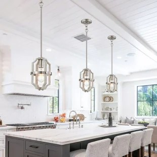 french country kitchen island pendant