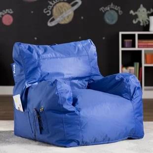 bean bag chairs for teens quilted swivel chair teen bags you ll love wayfair lounger