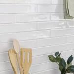 Ivy Hill Tile Newport Polished 2 X 10 Ceramic Subway Tile Reviews Wayfair