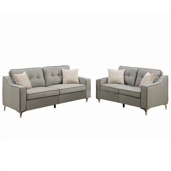 affordable modern living room sets where to put sofa in you ll love wayfair