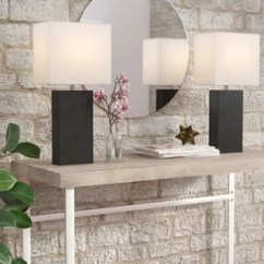 Lamps For Living Room Camo Furniture Sets Table You Ll Love Wayfair Ca Save