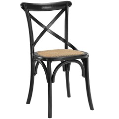 Solid Wood Chairs Upholstered Kitchen Gage Dining Chair Reviews Allmodern