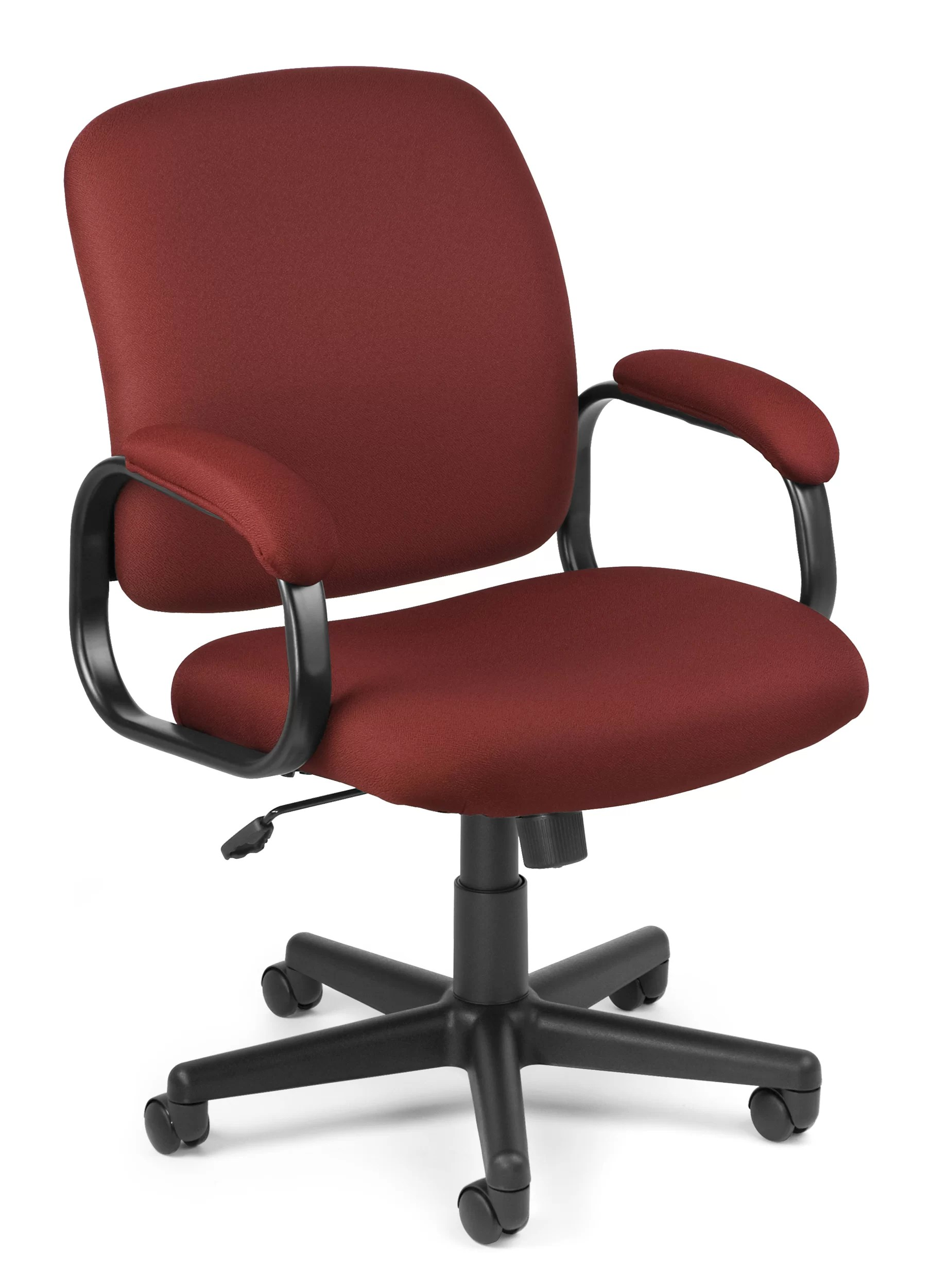 desk chair next graphic design ofm executive series confrence mid back
