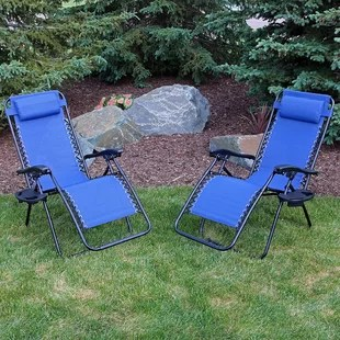 chaise lawn chair white modern chairs beach you ll love wayfair quickview