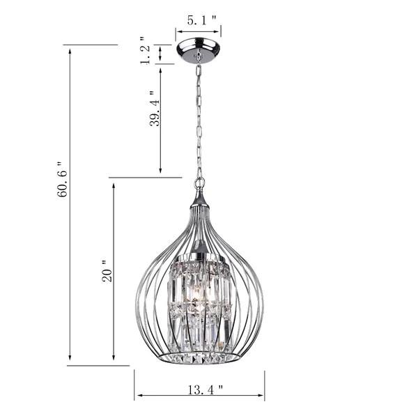 Greyleigh Richwood 3-Light Globe Chandelier & Reviews