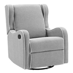 Chairs That Swivel And Recline How To Cover Dining Room Small Rocker Recliners Wayfair Quickview