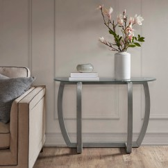 How To Make A Sofa Table Top Gothic Revival Madison Park Signature Nob Hill Console Wayfair