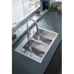 Mobile Home Kitchen Sink Base Cabinet Pull Outs Wayfair 33 X 22 Overmount