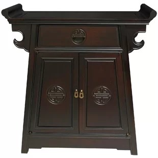 Chinese Lacquer Cabinets
