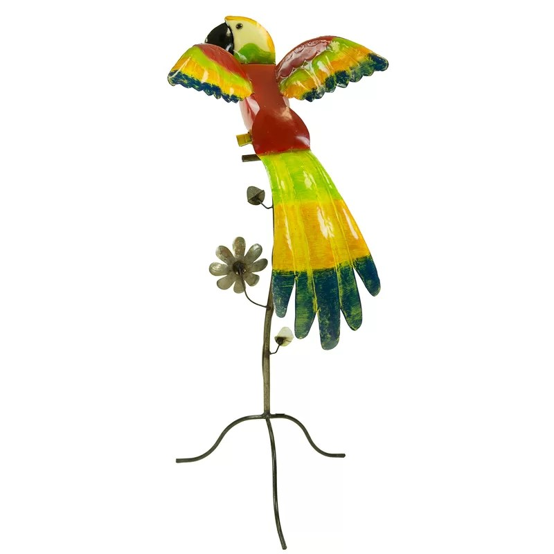 lamb macaw on stand