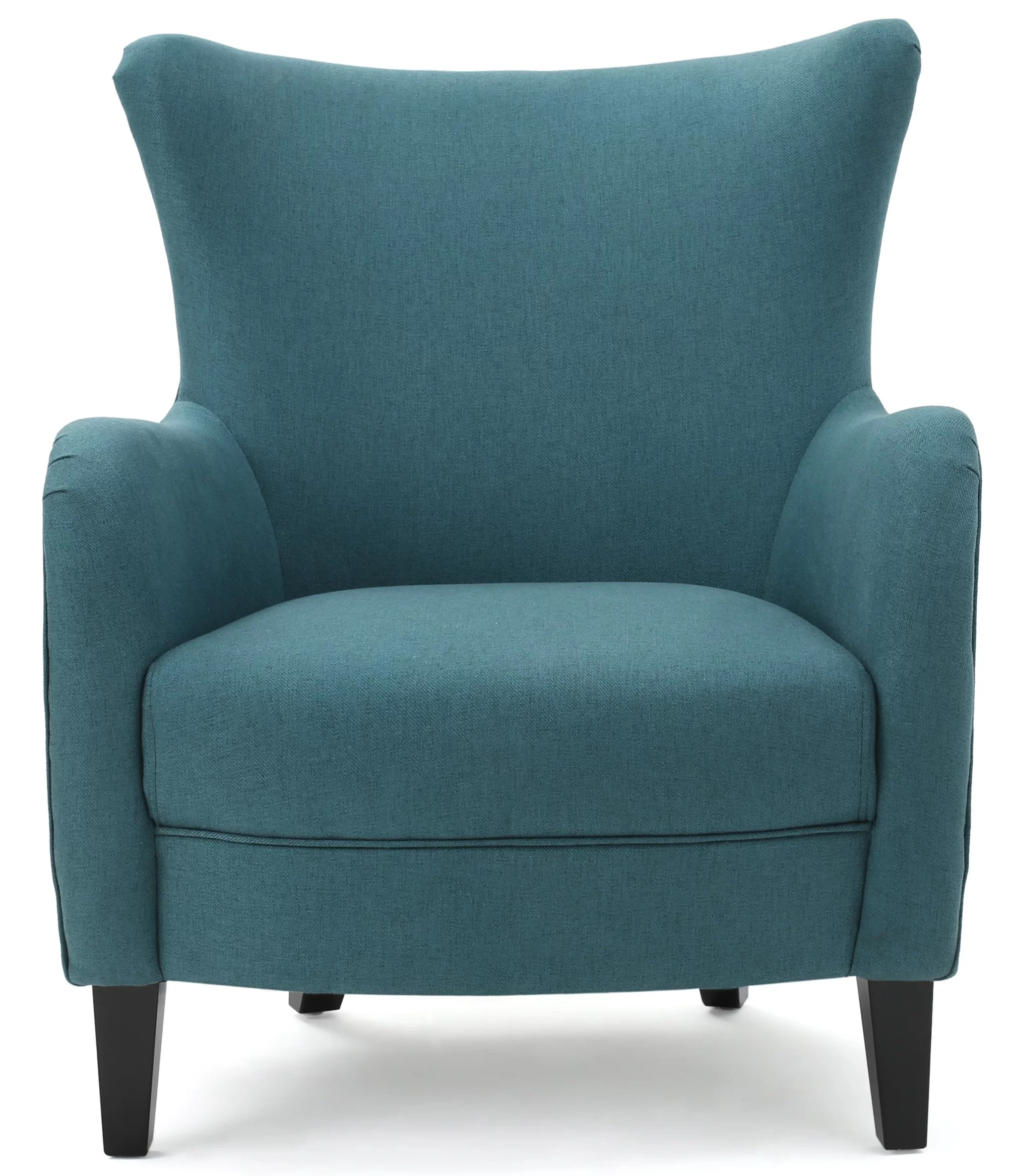 Teal Wingback Chair Nisha Wingback Chair